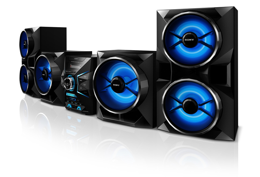 Sony - Home Audio System GPX