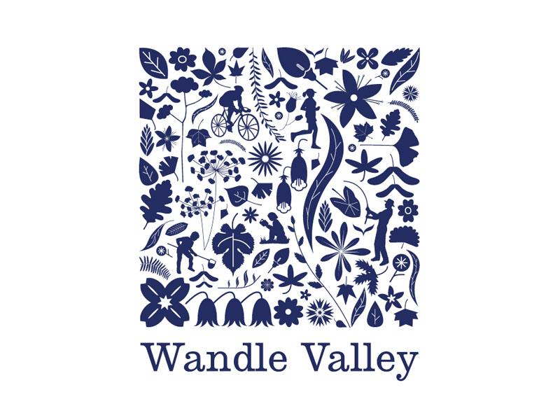 Wandle Design living wandle regional park janice graphic designer